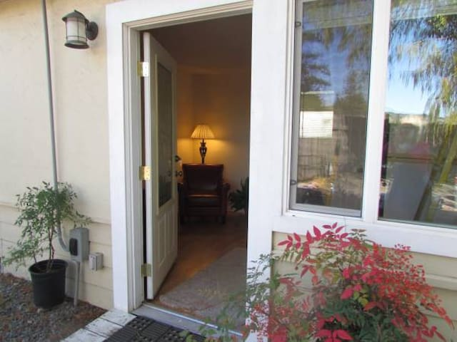 Private 1 Bedroom Apt Wine Country - Santa Rosa - Appartement