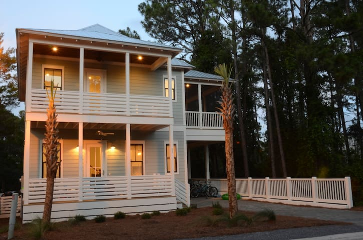 30A Beach House - 2 Master Suites - Large Lanai - Santa Rosa Beach - House