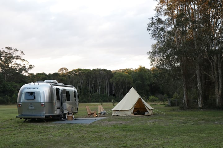 Luxe Bell Tent - Byron Bay