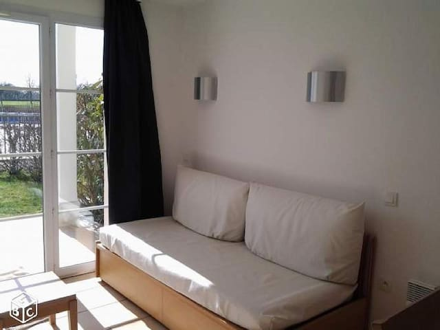 Appartement Green Beach - Port-en-Bessin-Huppain - Wohnung