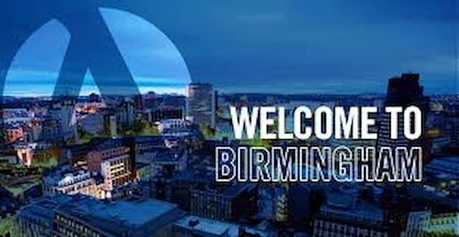Lovey Quiet Flat in Birmingham City Center - Birmingham - Apartamento
