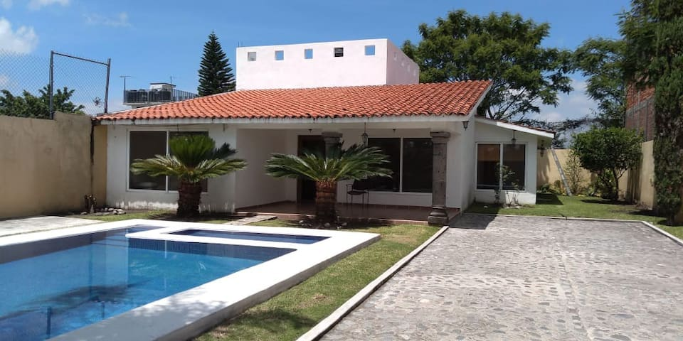 Casa Club de Golf Paraiso, Cuautla Morelos