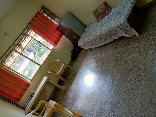 A comfortable stay in heart of city in greenery