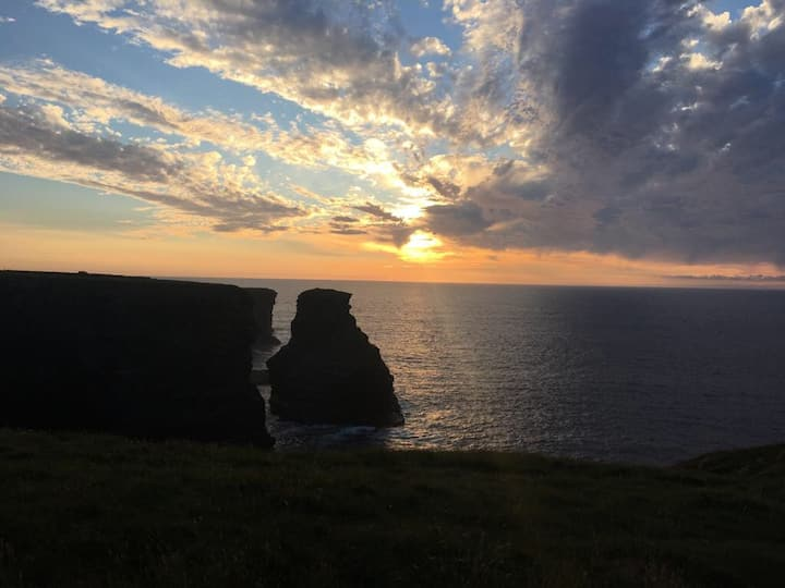Moore Bay Kilkee Holiday Home