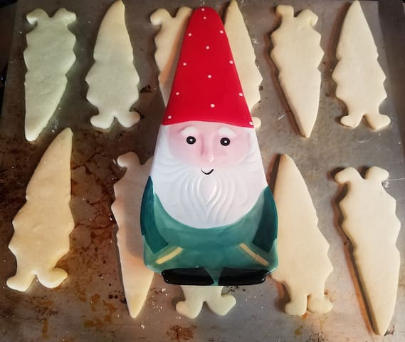 Gnome's Landing~Holiday magic is alive!!