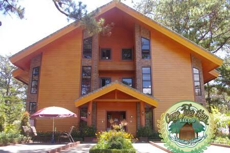 Camp John Hay Forest Estate Unit A3 - Baguio - Appartement