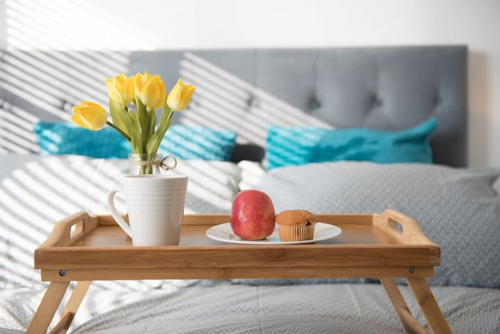 The Nautical by Kish Apartments ( 2 beds/ parking)