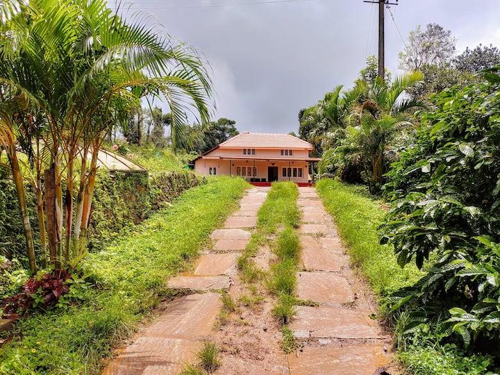 Mekanagadde Homestay - Chikmagalur | Sakleshpur