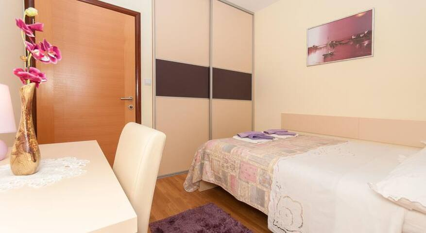 Great apartment near sea and Split