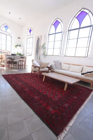 Jaffa colorful loft - תל אביב יפו - Loft