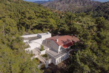 Nestor Moniatis Hillside House - Wifi, Heating