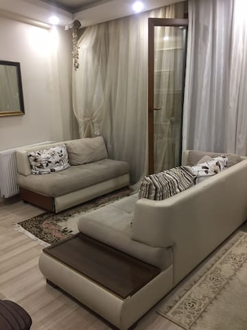 Your pleasant apartment in the city center.