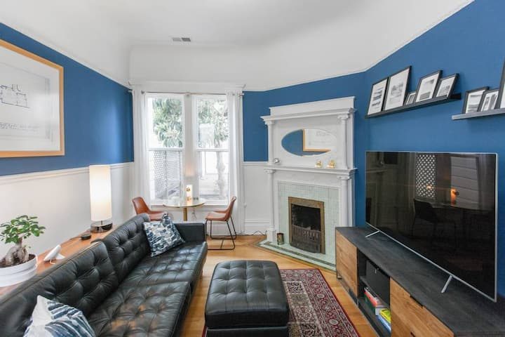 Huge 2BD/2BA Apartment in Heart of The Castro