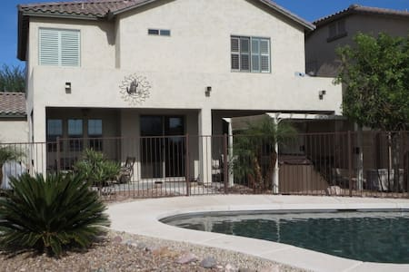 Desert Diamond with Sparkling Pool & Jacuzzi! - Gold Canyon - Casa