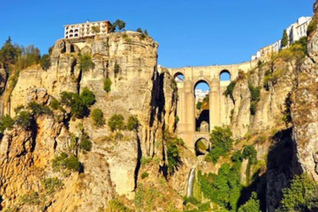Puente Nuevo, Tajo de Ronda
