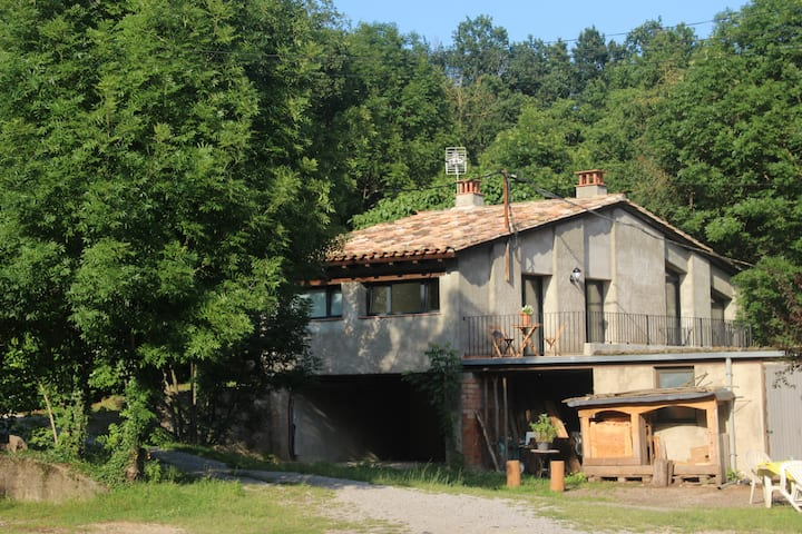 Casa de campo Les Tretes