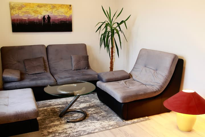 Cozy apartment at the heart of city centre