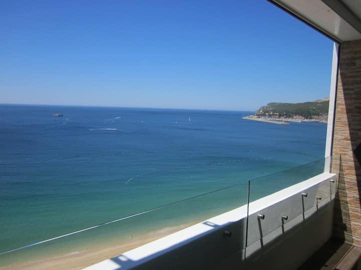 Ocean View Suite Sesimbra- Apartamento de Férias