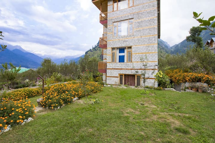 3-bedroom cottage, close to Mall Road - Manali - Villa