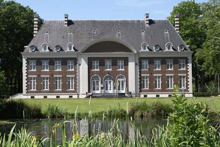 POP-UP Kasteel Pietersheim - Lanaken - Departamento
