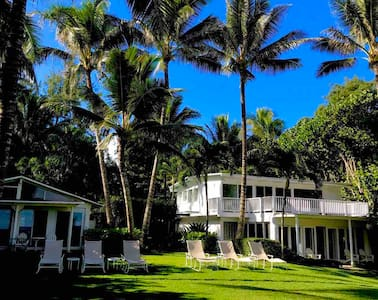 Idyllic Plantation Beachfront House on one acre
