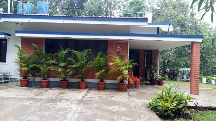 Cherish the Malnad region - Dorm 1