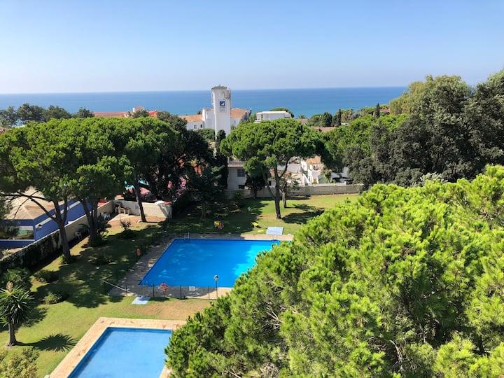 Marbella sea, nature & relax - Walk to the beach