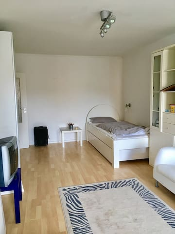 Clean central flat close to CEBIT / Hannover Fair - Hannover - อพาร์ทเมนท์