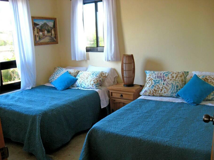 bedroom 3 2 doubles
