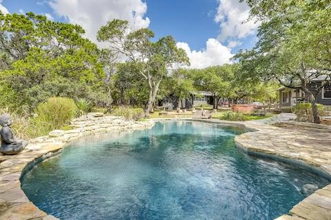 Tiny Home Retreat|Pool/Orchard/Fresh Eggs/56 Acres
