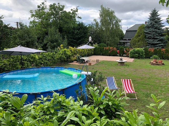 Mausi house with Pool