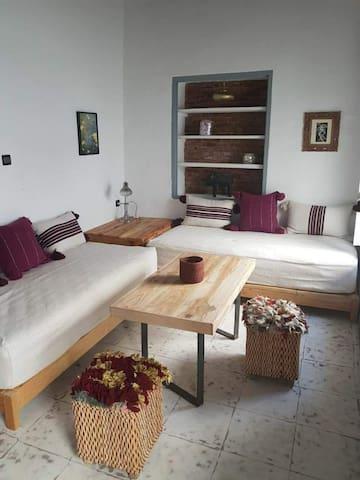 Appartement (2) NEUF  pour 1 / 4 personnes