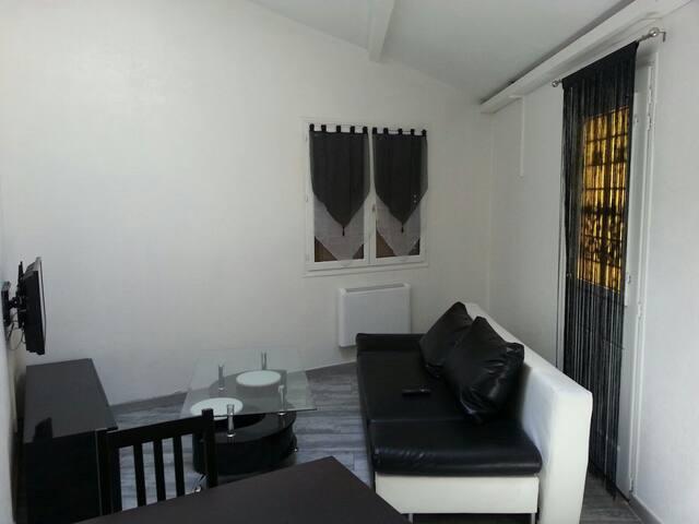 Appartement rénové centre ville - Dijon - Apartamento