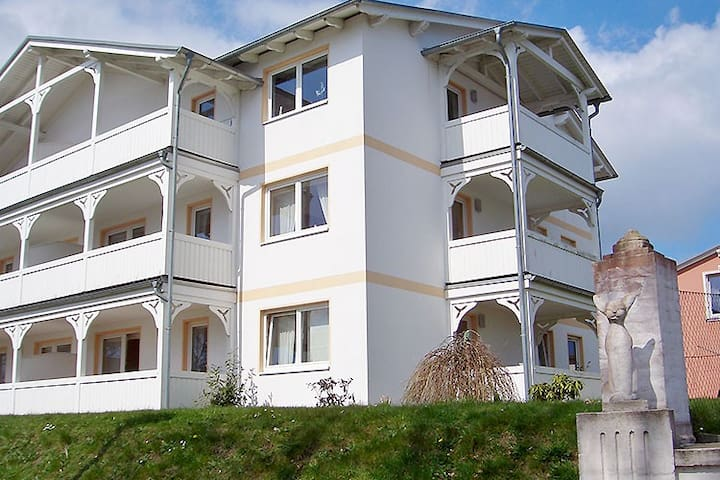 Villa Fernsicht Göhren Wohnung 12 - Göhren - Byt