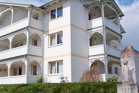 Villa Fernsicht Göhren Wohnung 12 - Göhren - Apartamento