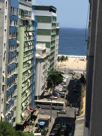 Apartamento Copacabana  - Rio - Appartement