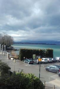 Appartement 3 piéces avec vue sur le lac - Margencel - Pis