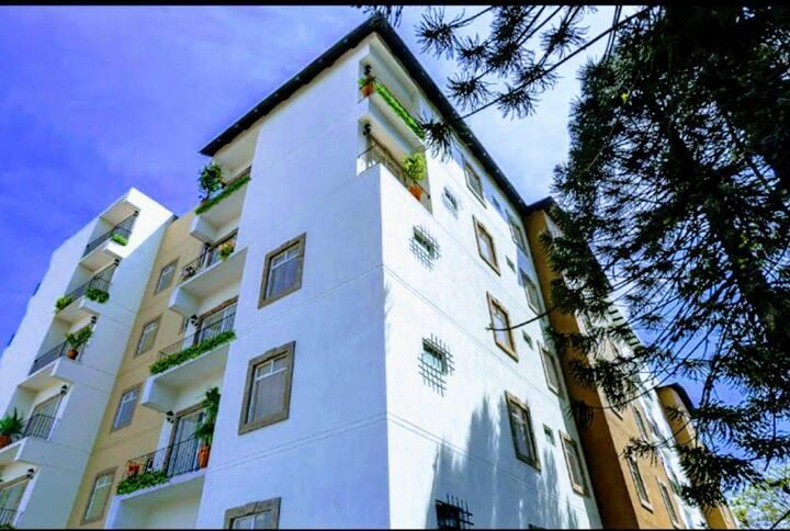 ¡Lindo apartamento completo, céntrico y exclusivo!
