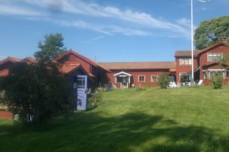 Vinter & Kul - Bo i Lillstugan på Rönnblomsgården