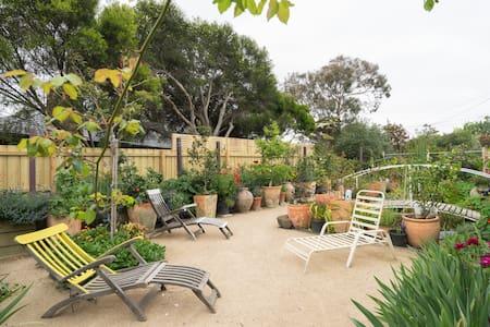 The Secret Garden - Mt Eliza Bungalow - Mount Eliza - Departamento