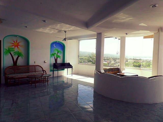 2Bedroom Verde Ocean View Condo - La Cruz de Huanacaxtle - Apartment
