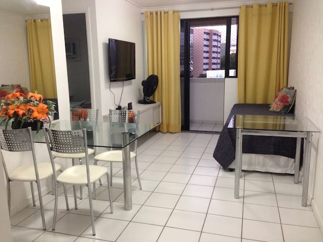 Beira mar TOTALMENTE nascente