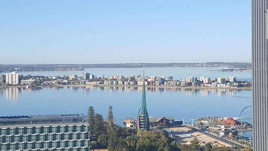 Penthouse Perth CBD - 101 Murray St - Perth - Flat
