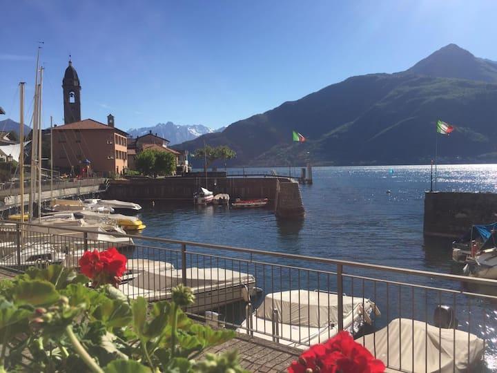 SUITE BLU romantic holidays on Lake Como
