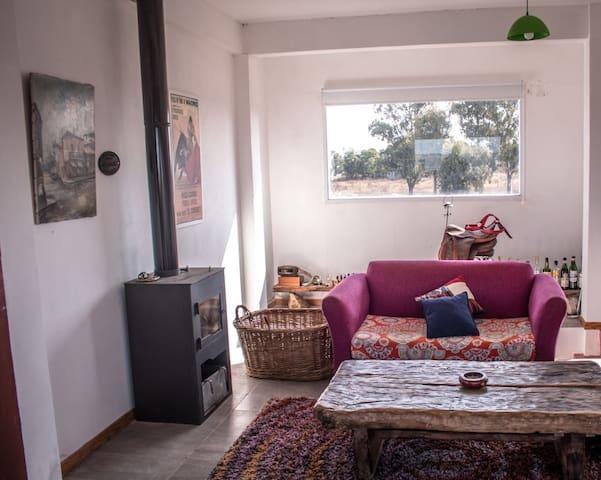 - Casa Naranja - Bahia de Lobos, Laguna. BsAs.
