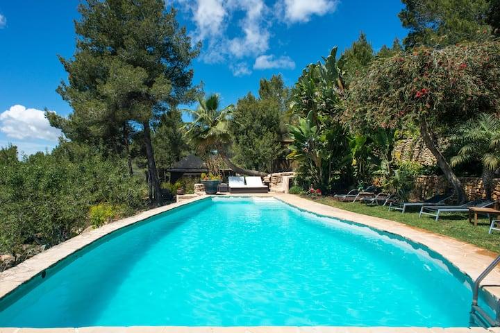 Villa Sun Door Ibiza Exclusive Style