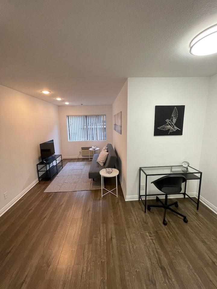 Modern Studio with All Amenities