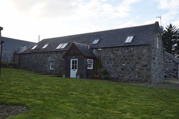 Inchgower Steading