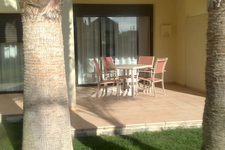 Bonito Bajo en/Beautiful apartment in Golf Resort - San Javier