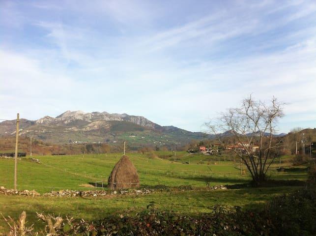 Casa El Cantu, casa rural Melarde